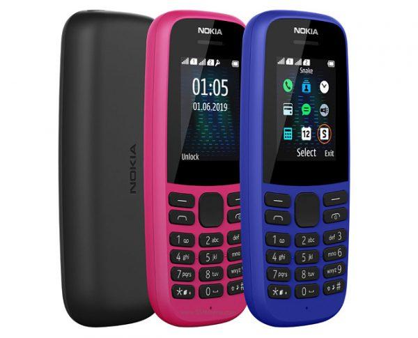 گوشی موبایل نوکیا مدل 105