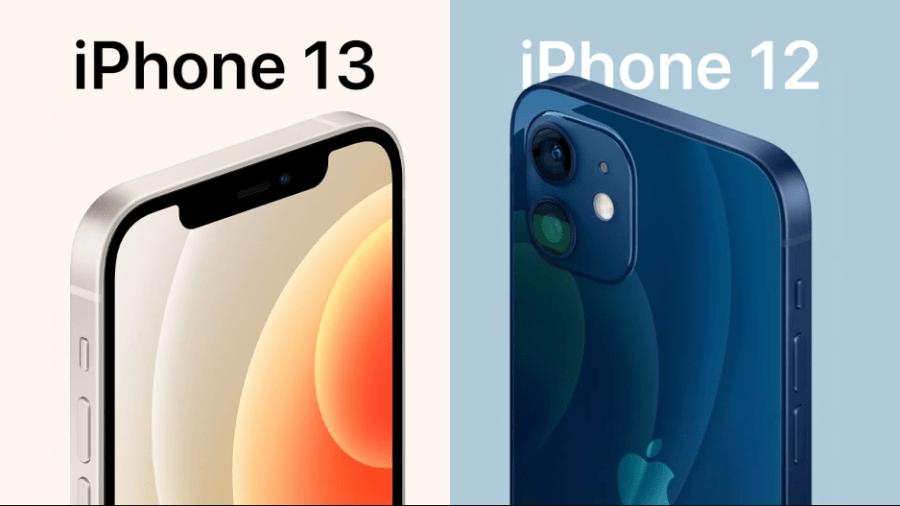 مقایسه آیفون 13 با آیفون 12